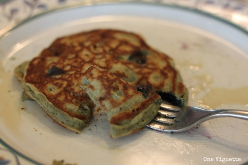 9.14. Banana Blueberry Pancakes. pancakes 2
